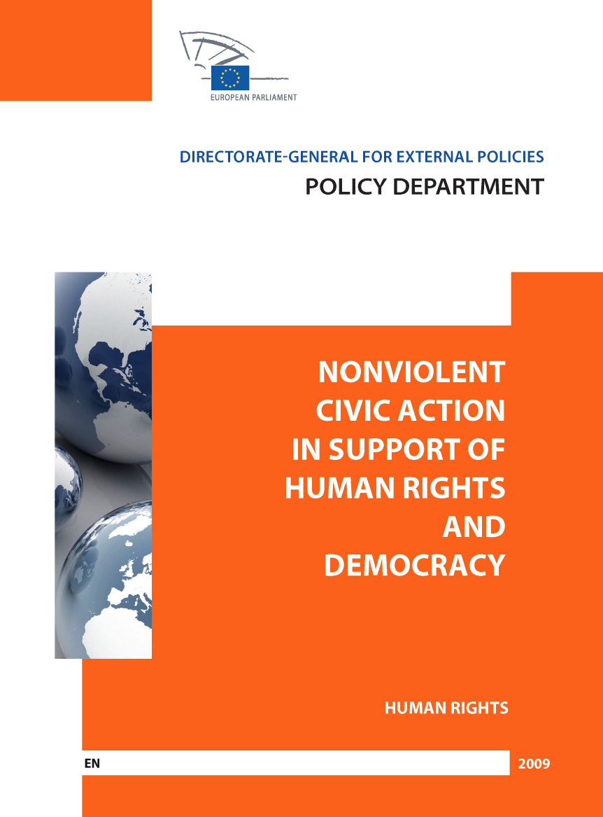 Nonviolent Civic Action in Support of Human Rights and Democracy