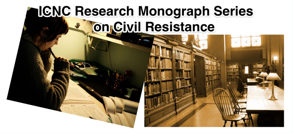 icncresearchmonographsoncivilresistance