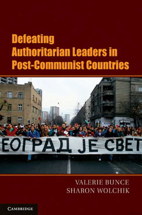 Defeating Authoritarian Leaders in Post-communist Countries