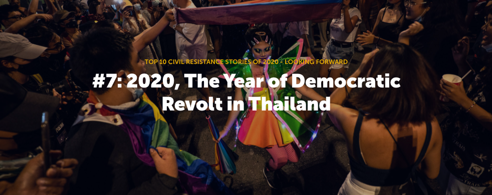 Janjira - Thailand Protests featured image