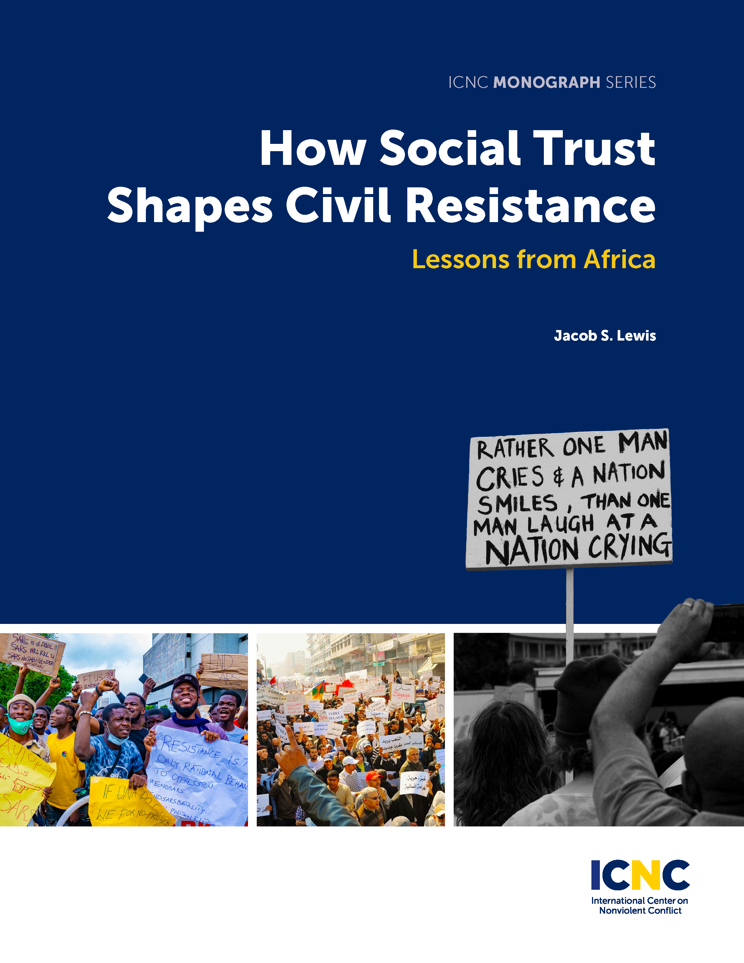 How Social Trust Shapes Civil Resistance: Lessons from Africa